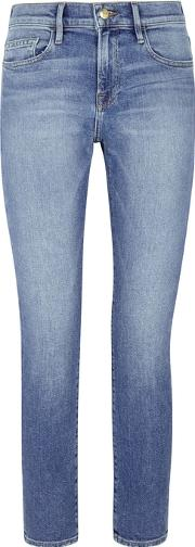 Le Boy Blue Faded Jeans