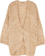 Home Town Chunky Knit Cardigan