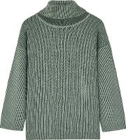 Hannalee Ribbed Cashmere Jumper