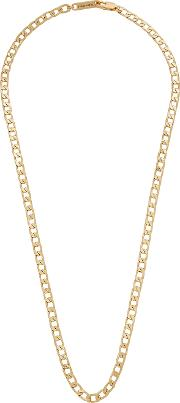 The Walter 14kt Gold Dipped Chain Necklace