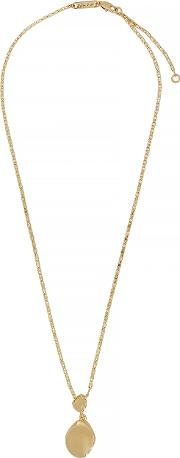 Thea 14kt Gold Dipped Necklace