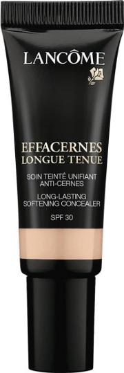 Lancome Long Lasting Softening Concealer Spf30 Colour 01