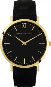 Lader Gold Plated Watch