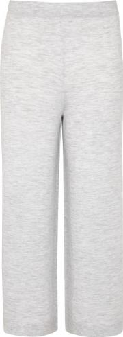 Thane Cropped Cashmere Trousers