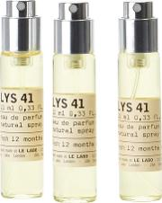 Lys 41 Eau De Parfum Travel Tube Refill 3 X 10ml