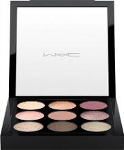 Eye Shadow X 9 Solar Glow Times Nine Colour Solar Glow