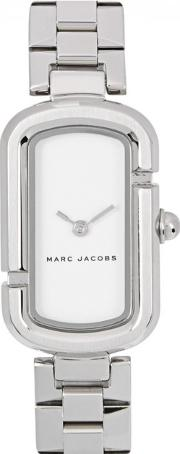 The Jacobs Silver Tone Watch