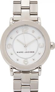 The Riley Silver Tone Watch