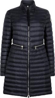 Agatelon Quilted Shell Coat