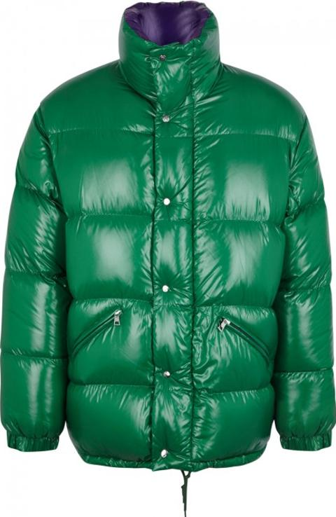 Dejan Quilted Shell Jacket
