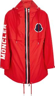 Granduc Red Shell Jacket