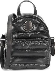 Mini Quilted Shell Backpack