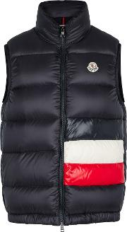 Sovex Navy Quilted Shell Gilet