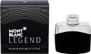 Legend For Men Eau De Toilette 50ml