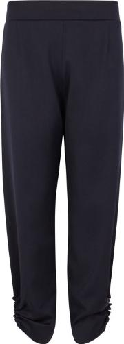 Owen Faux Pearl Embellished Jogging Trousers