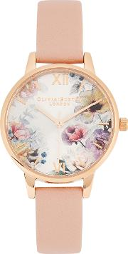 Sunlight Rose Gold Plated Watch