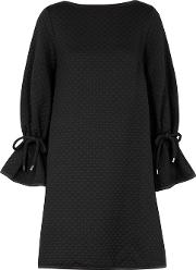 Meghan Quilted Jersey Dress