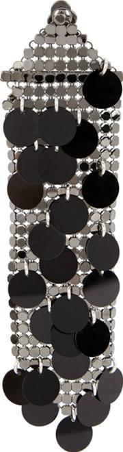 Paillette Embellished Chainmetal Earring