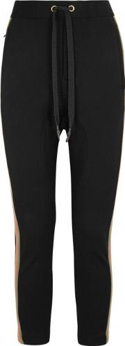 The Reformer Black Jersey Jogging Trousers Size S