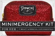 Miniemergency Kit Red Glitter