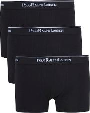 Black Boxer Briefs Set Of Three