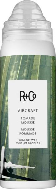 R Co Aircraft Pomade Mousse 60ml
