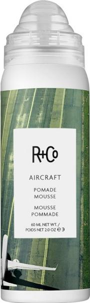 R Co Aircraft Pomade Mousse