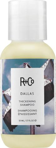 R Co Dallas Thickening Shampoo Travel Size 50ml