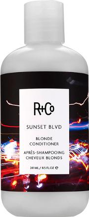 R Co Sunset Blvd Blonde Conditioner 241ml