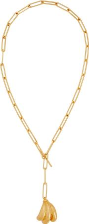 Sonia Gold Plated Necklace