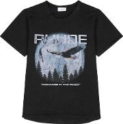 Paradise Printed Cotton T Shirt