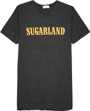 Sugarland Printed Cotton T Shirt