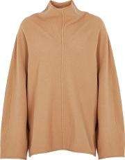 Keru Camel Wool Jumper