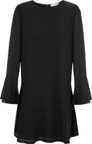 Nikita Black Crepe Dress