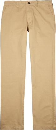 John Slim Leg Cotton Chinos