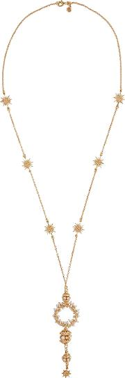 Elena 24kt Gold Plated Vermeil Necklace
