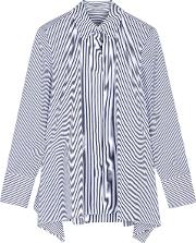 Pinstripe Cotton Shirt