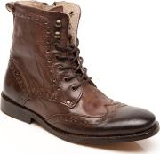 Frederick Lace Up Boot