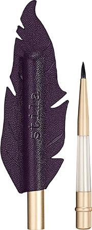 La Quill Precision Eye Liner Brush With Feather