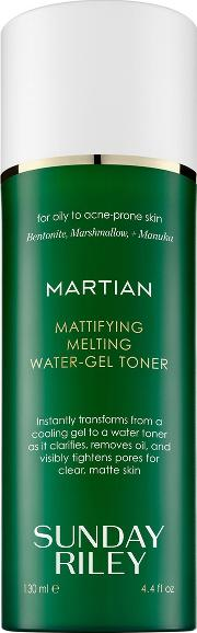 Martian Mattifying Melting Water Gel Toner 130ml