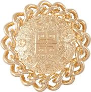 1980s Vintage Givenchy Statement Brooch