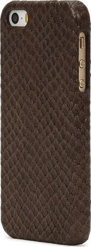 Cobra Effect Leather Iphone 55sse Case