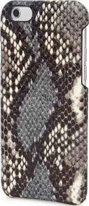 Python Effect Leather Iphone 66s Case