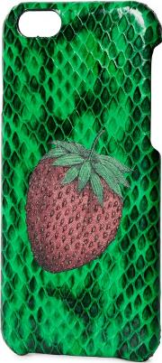 Strawberry Print Watersnake Iphone 66s Case