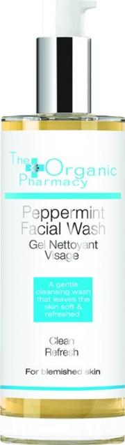 Peppermint Face Wash 100ml