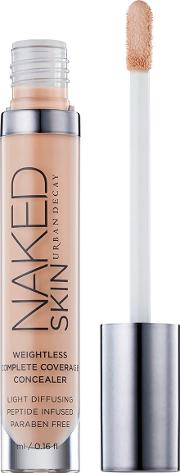 Naked Skin Weightless Complete Coverage Concealer Colour Light Warm