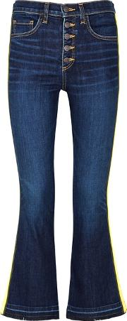 Carolyn 10 Baby Boot Cropped Jeans