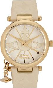 Orb Ii Gold Plated Watch