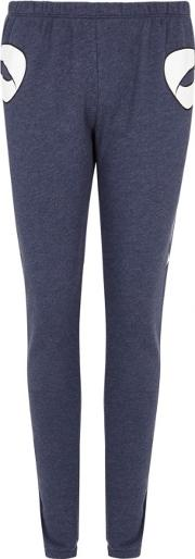 Bow Peep Knox Cotton Blend Jogging Trousers