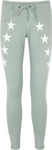 Cosmos Star Print Jogging Trousers
